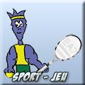 jeux concours sport football rugby basket tennis randonnée course